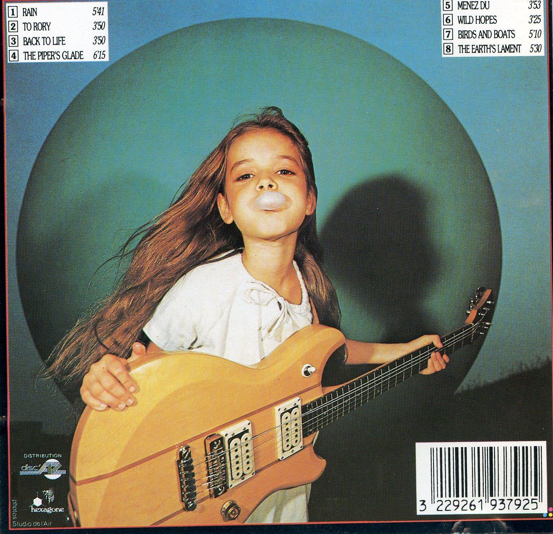 05b - recto de la couverture THE EARTH'S LAMENT -1979- (Jean Baptiste MONDINO)
