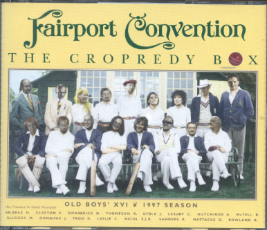 22b - Avec Fairport Convention 1998