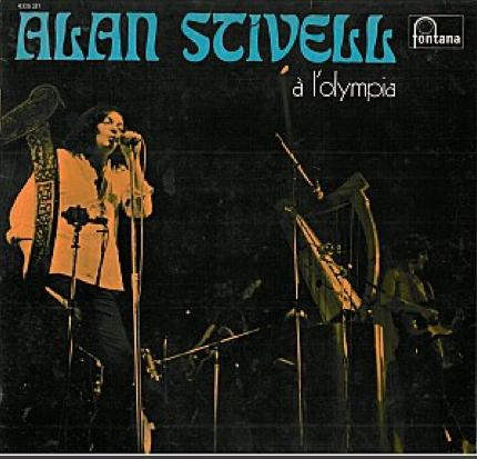 """1972 Alan STIVELL """"A L'Olympia"""""""
