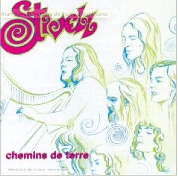 "1973 Alan STIVELL ""Chemins de Terre"""