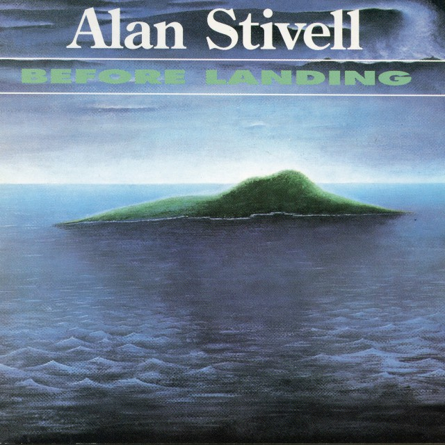 "1977 Alan STIVELL ""Before Landing"""