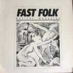 1984 FAST FOLK MAGAZINE 1