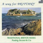 "1992 Patrick SICARD ""Traditional Breton Music"""