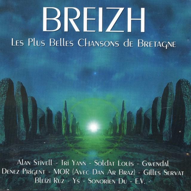 """1996 BREIZH """"Les plus belles Chansons de Bretagne"""