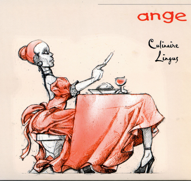 "2001 ANGE ""Culinaire Lingus"""
