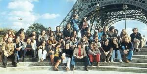 PHOTO INTERIEURE PUISSANCE 13 + 2  -1971-